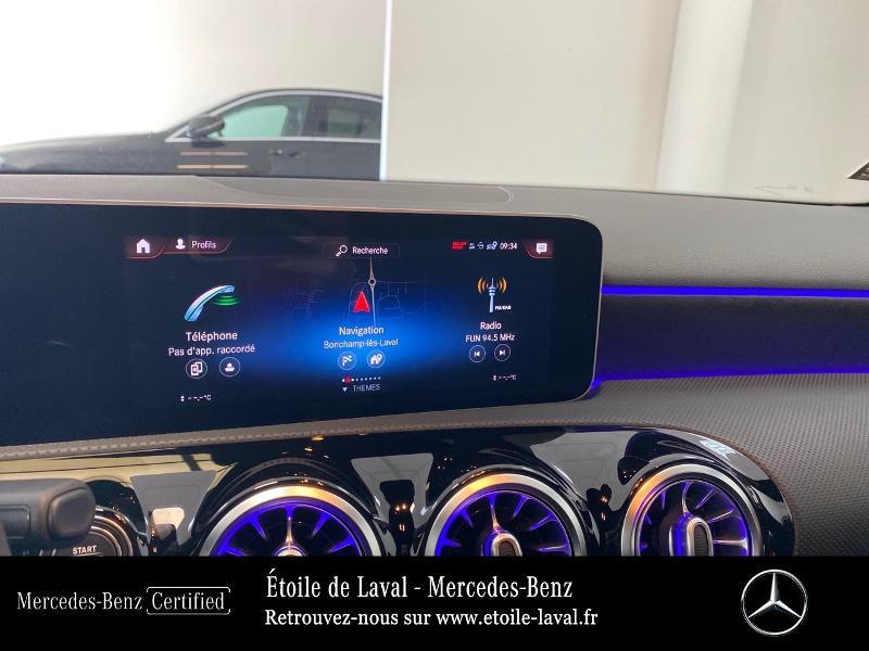 Photo 8 de l'offre de MERCEDES-BENZ Classe A Berline 180 d 116ch AMG Line 7G-DCT à 33890€ chez Etoile de Laval – Mercedes-Benz Laval