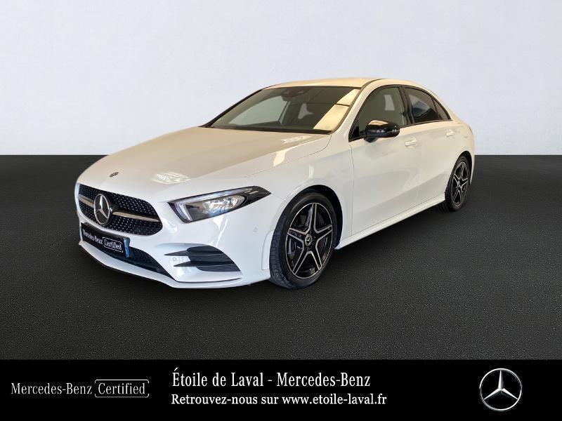 Photo 1 de l'offre de MERCEDES-BENZ Classe A Berline 180 d 116ch AMG Line 7G-DCT à 33890€ chez Etoile de Laval – Mercedes-Benz Laval