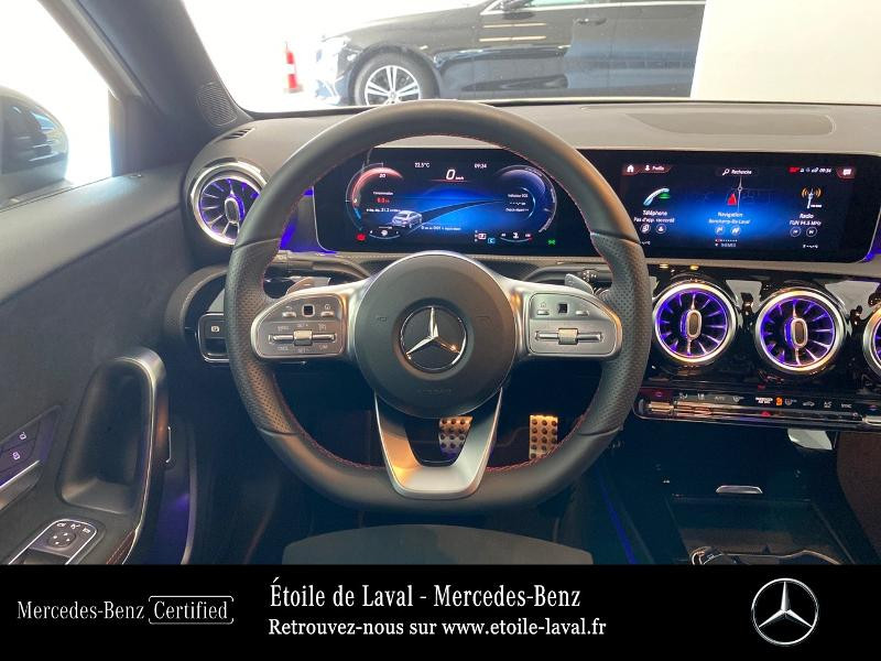 Photo 7 de l'offre de MERCEDES-BENZ Classe A Berline 180 d 116ch AMG Line 7G-DCT à 33890€ chez Etoile de Laval – Mercedes-Benz Laval