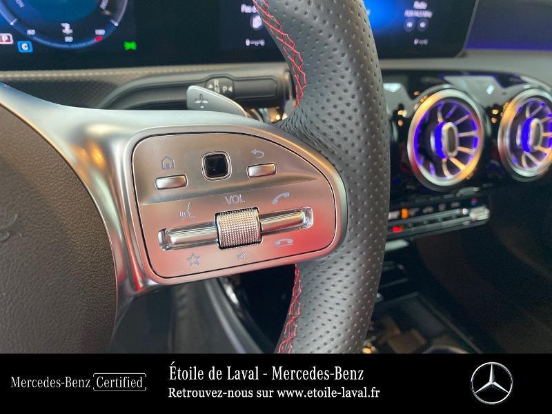 Photo 20 de l'offre de MERCEDES-BENZ Classe A Berline 180 d 116ch AMG Line 7G-DCT à 33890€ chez Etoile de Laval – Mercedes-Benz Laval