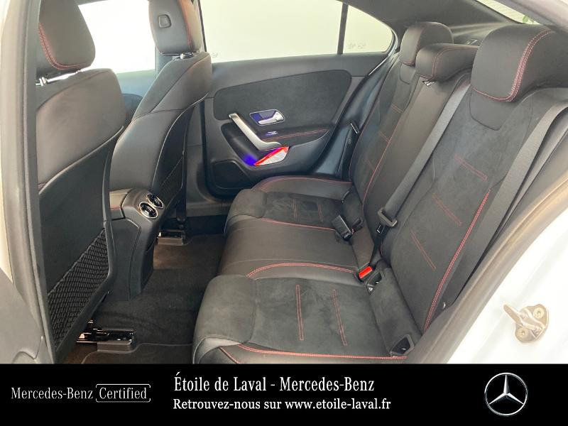 Photo 11 de l'offre de MERCEDES-BENZ Classe A Berline 180 d 116ch AMG Line 7G-DCT à 33890€ chez Etoile de Laval – Mercedes-Benz Laval