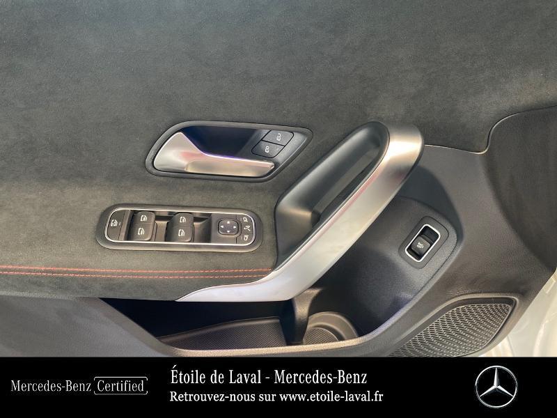 Photo 18 de l'offre de MERCEDES-BENZ Classe A Berline 180 d 116ch AMG Line 7G-DCT à 33890€ chez Etoile de Laval – Mercedes-Benz Laval