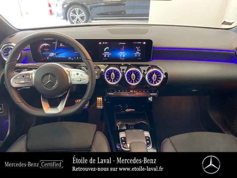 Photo 6 de l'offre de MERCEDES-BENZ Classe A Berline 180 d 116ch AMG Line 7G-DCT à 33890€ chez Etoile de Laval – Mercedes-Benz Laval