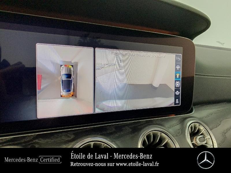 Photo 23 de l'offre de MERCEDES-BENZ Classe E Cabriolet 220 d 194ch AMG Line 9G-Tronic à 63990€ chez Etoile de Laval – Mercedes-Benz Laval