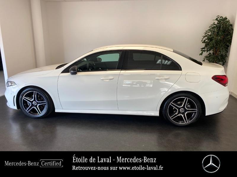 Photo 2 de l'offre de MERCEDES-BENZ Classe A Berline 180 d 116ch AMG Line 7G-DCT à 33890€ chez Etoile de Laval – Mercedes-Benz Laval