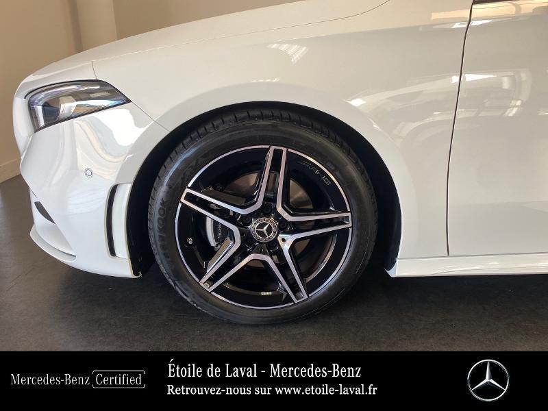 Photo 13 de l'offre de MERCEDES-BENZ Classe A Berline 180 d 116ch AMG Line 7G-DCT à 33890€ chez Etoile de Laval – Mercedes-Benz Laval