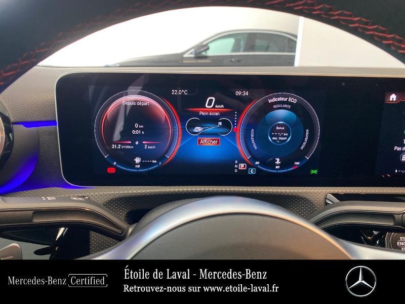 Photo 9 de l'offre de MERCEDES-BENZ Classe A Berline 180 d 116ch AMG Line 7G-DCT à 33890€ chez Etoile de Laval – Mercedes-Benz Laval