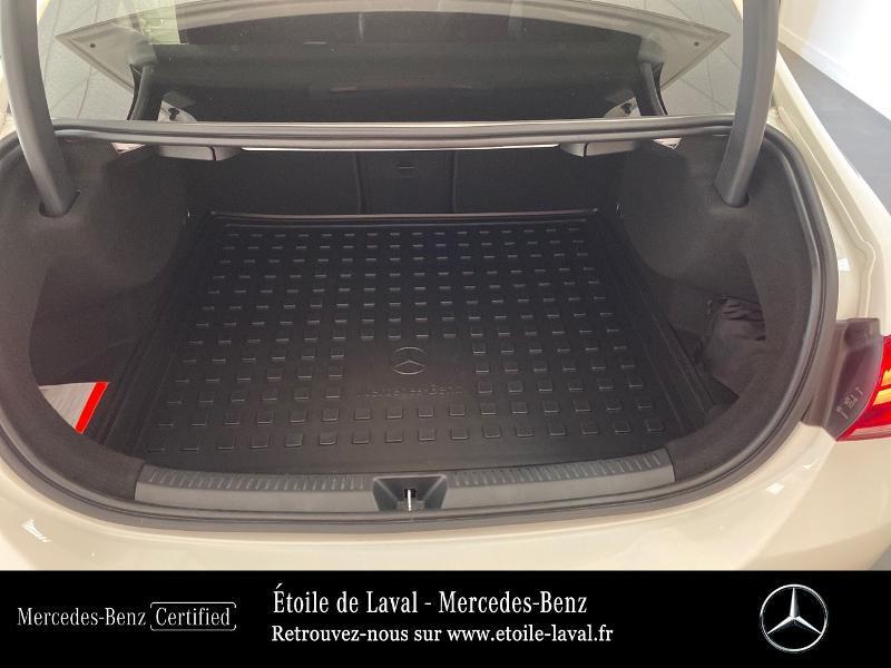 Photo 12 de l'offre de MERCEDES-BENZ Classe A Berline 180 d 116ch AMG Line 7G-DCT à 33890€ chez Etoile de Laval – Mercedes-Benz Laval