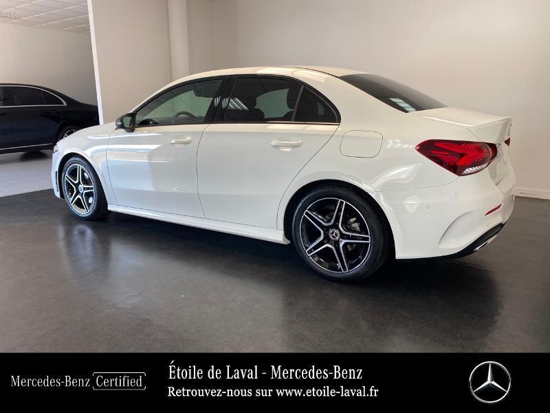 Photo 3 de l'offre de MERCEDES-BENZ Classe A Berline 180 d 116ch AMG Line 7G-DCT à 33890€ chez Etoile de Laval – Mercedes-Benz Laval