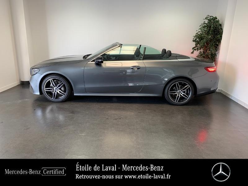 Photo 2 de l'offre de MERCEDES-BENZ Classe E Cabriolet 220 d 194ch AMG Line 9G-Tronic à 63990€ chez Etoile de Laval – Mercedes-Benz Laval