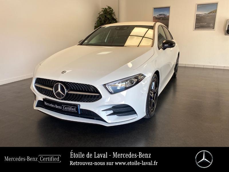 Photo 4 de l'offre de MERCEDES-BENZ Classe A Berline 180 d 116ch AMG Line 7G-DCT à 33890€ chez Etoile de Laval – Mercedes-Benz Laval
