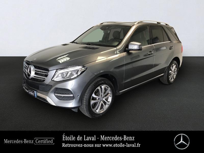Mercedes-Benz GLE 250 d 204ch Executive 4Matic 9G-Tronic Diesel Gris Sélénite Occasion à vendre