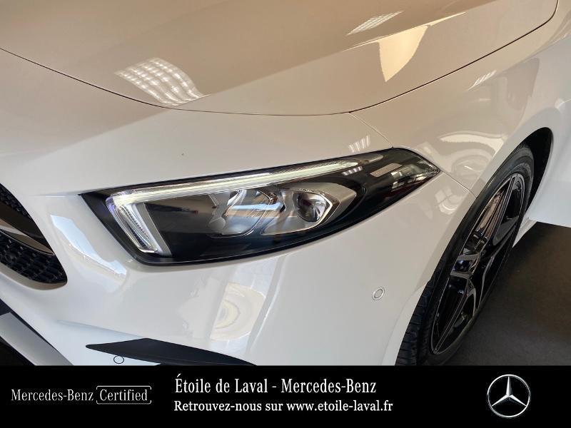Photo 17 de l'offre de MERCEDES-BENZ Classe A Berline 180 d 116ch AMG Line 7G-DCT à 33890€ chez Etoile de Laval – Mercedes-Benz Laval