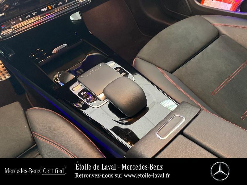 Photo 10 de l'offre de MERCEDES-BENZ Classe A Berline 180 d 116ch AMG Line 7G-DCT à 33890€ chez Etoile de Laval – Mercedes-Benz Laval
