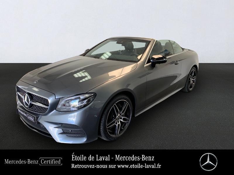 Photo 1 de l'offre de MERCEDES-BENZ Classe E Cabriolet 220 d 194ch AMG Line 9G-Tronic à 63990€ chez Etoile de Laval – Mercedes-Benz Laval