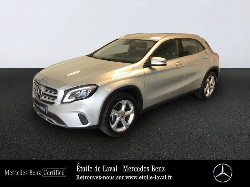 Mercedes-Benz Classe GLA 200 d 136ch Sensation 7G-DCT Euro6c Diesel Argent Polaire Occasion à vendre