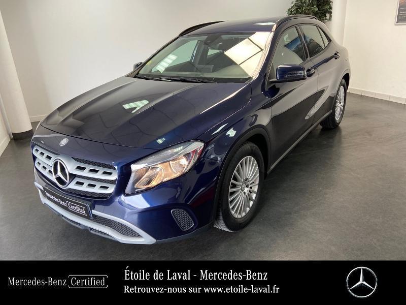 Photo 29 de l'offre de MERCEDES-BENZ Classe GLA 180 d Intuition 7G-DCT à 23890€ chez Etoile de Laval – Mercedes-Benz Laval