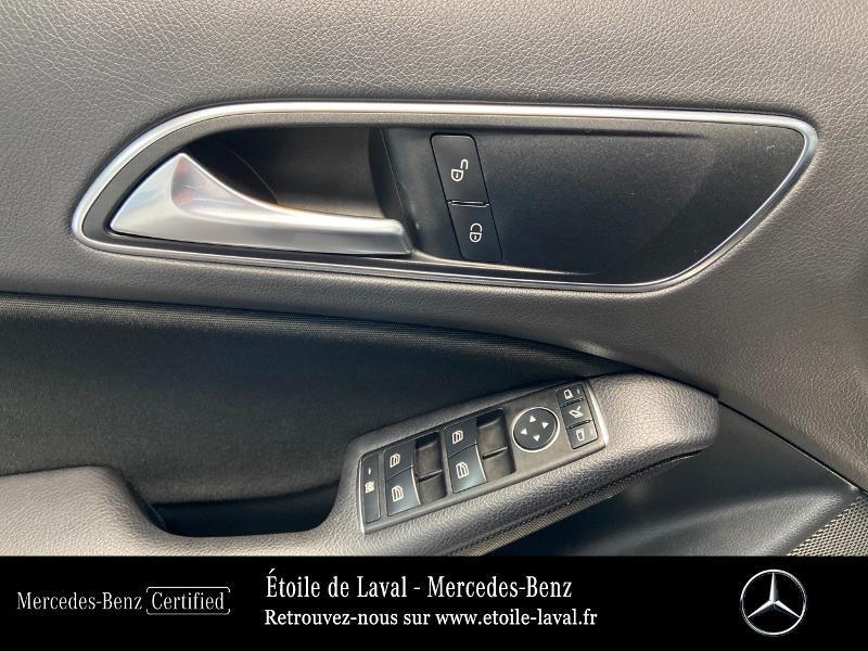 Photo 18 de l'offre de MERCEDES-BENZ Classe GLA 180 d Intuition 7G-DCT à 23890€ chez Etoile de Laval – Mercedes-Benz Laval