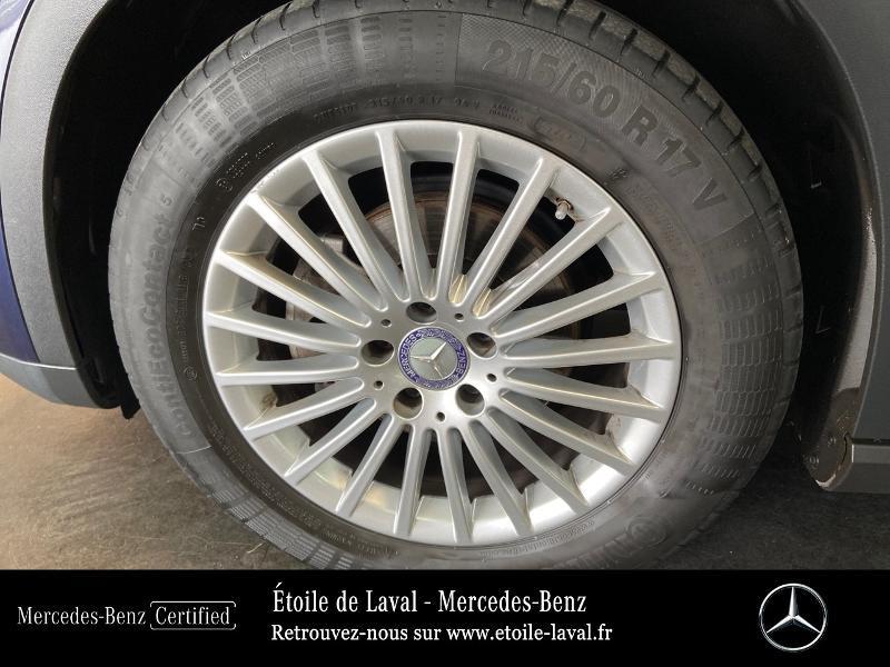 Photo 15 de l'offre de MERCEDES-BENZ Classe GLA 180 d Intuition 7G-DCT à 23890€ chez Etoile de Laval – Mercedes-Benz Laval