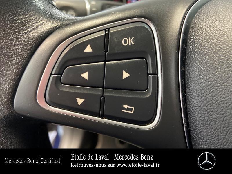 Photo 22 de l'offre de MERCEDES-BENZ Classe GLA 180 d Intuition 7G-DCT à 23890€ chez Etoile de Laval – Mercedes-Benz Laval