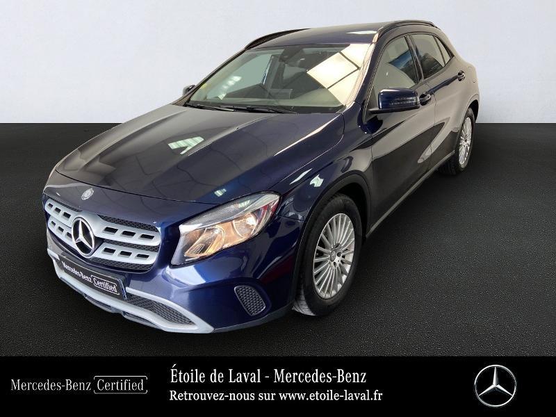 Photo 1 de l'offre de MERCEDES-BENZ Classe GLA 180 d Intuition 7G-DCT à 23890€ chez Etoile de Laval – Mercedes-Benz Laval