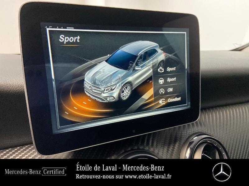 Photo 28 de l'offre de MERCEDES-BENZ Classe GLA 180 d Intuition 7G-DCT à 23890€ chez Etoile de Laval – Mercedes-Benz Laval