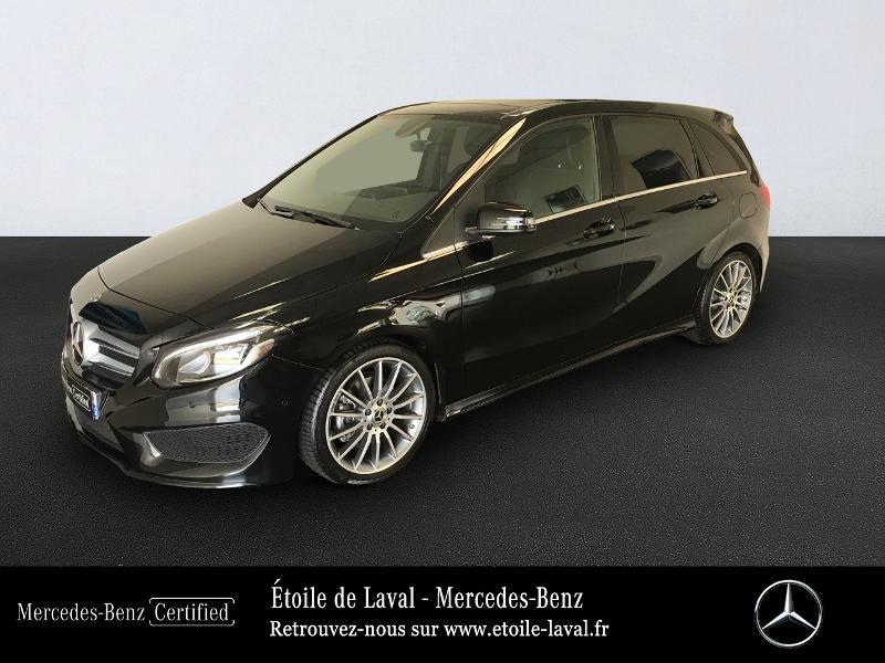 Mercedes-Benz Classe B 200 156ch Starlight Edition 7G-DCT Euro6d-T Essence Noir Cosmos Occasion à vendre