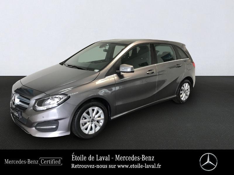 Mercedes-Benz Classe B 160 d 90ch Inspiration Diesel Gris Montagne Occasion à vendre