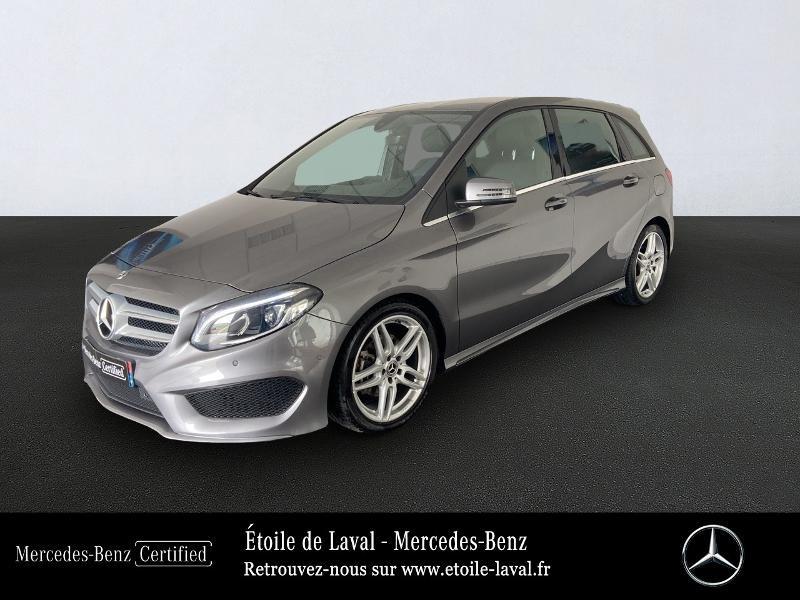 Mercedes-Benz Classe B 180 d 109ch Sport Edition Diesel Gris Montagne Occasion à vendre