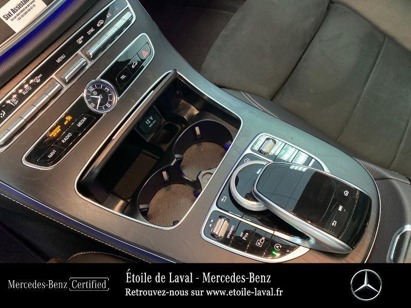 Photo 24 de l'offre de MERCEDES-BENZ Classe E 220 d 194ch AMG Line 9G-Tronic à 42890€ chez Etoile de Laval – Mercedes-Benz Laval