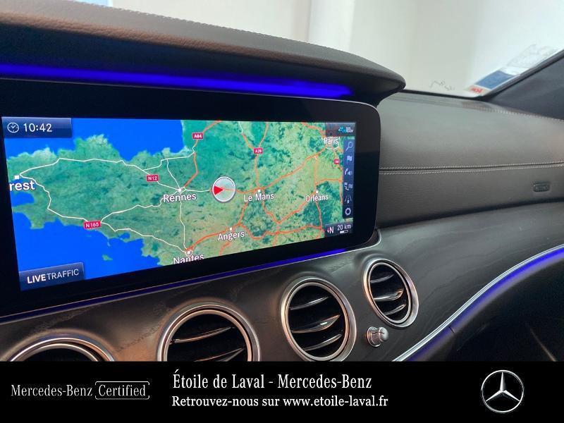 Photo 11 de l'offre de MERCEDES-BENZ Classe E 220 d 194ch AMG Line 9G-Tronic à 42890€ chez Etoile de Laval – Mercedes-Benz Laval