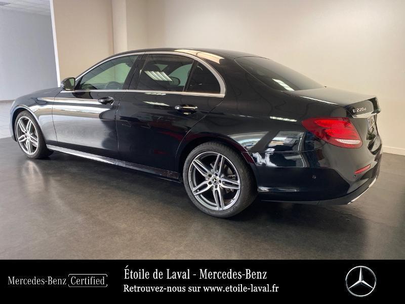Photo 5 de l'offre de MERCEDES-BENZ Classe E 220 d 194ch AMG Line 9G-Tronic à 42890€ chez Etoile de Laval – Mercedes-Benz Laval