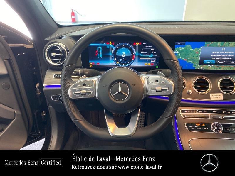 Photo 22 de l'offre de MERCEDES-BENZ Classe E 220 d 194ch AMG Line 9G-Tronic à 42890€ chez Etoile de Laval – Mercedes-Benz Laval
