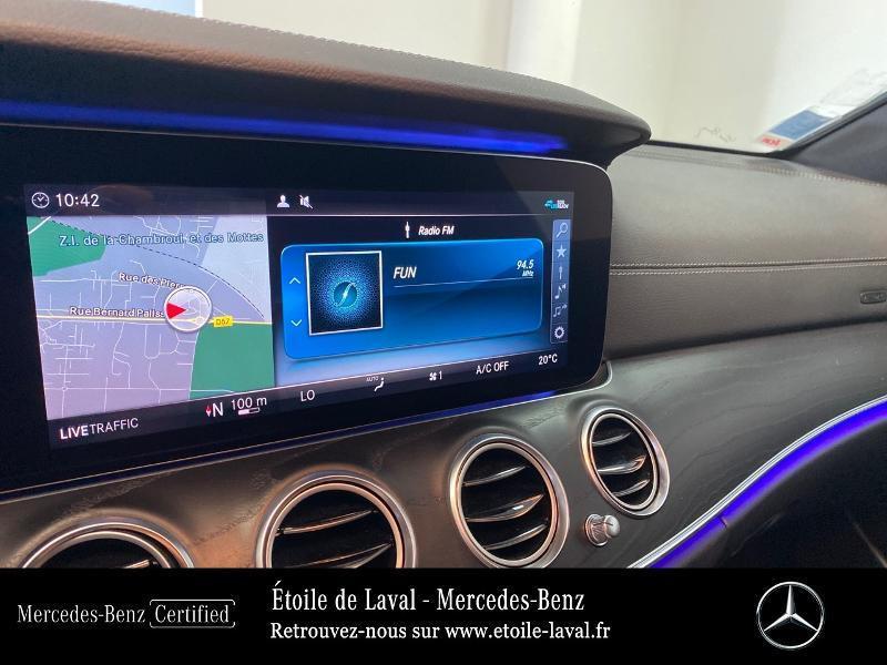 Photo 28 de l'offre de MERCEDES-BENZ Classe E 220 d 194ch AMG Line 9G-Tronic à 42890€ chez Etoile de Laval – Mercedes-Benz Laval