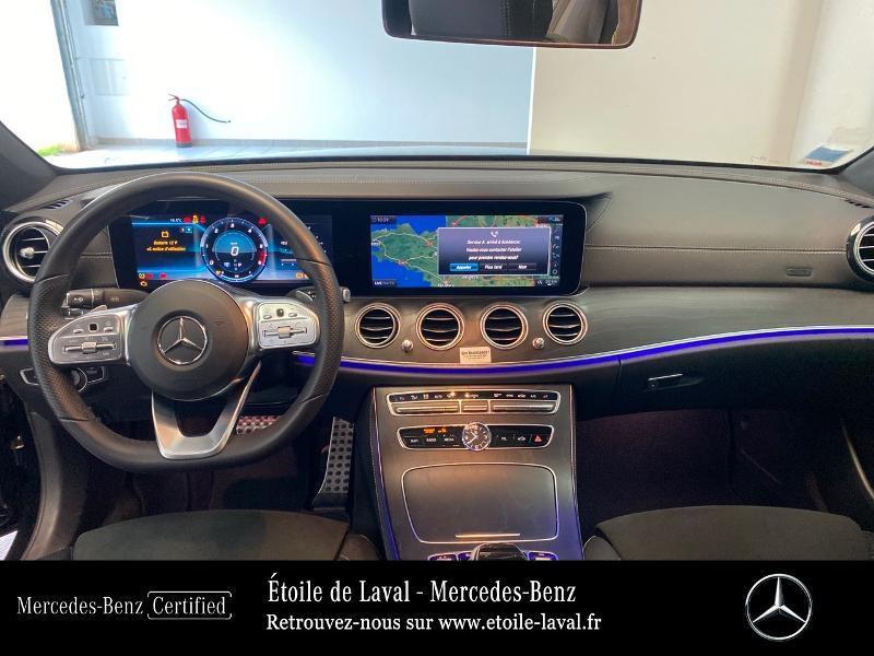 Photo 13 de l'offre de MERCEDES-BENZ Classe E 220 d 194ch AMG Line 9G-Tronic à 42890€ chez Etoile de Laval – Mercedes-Benz Laval