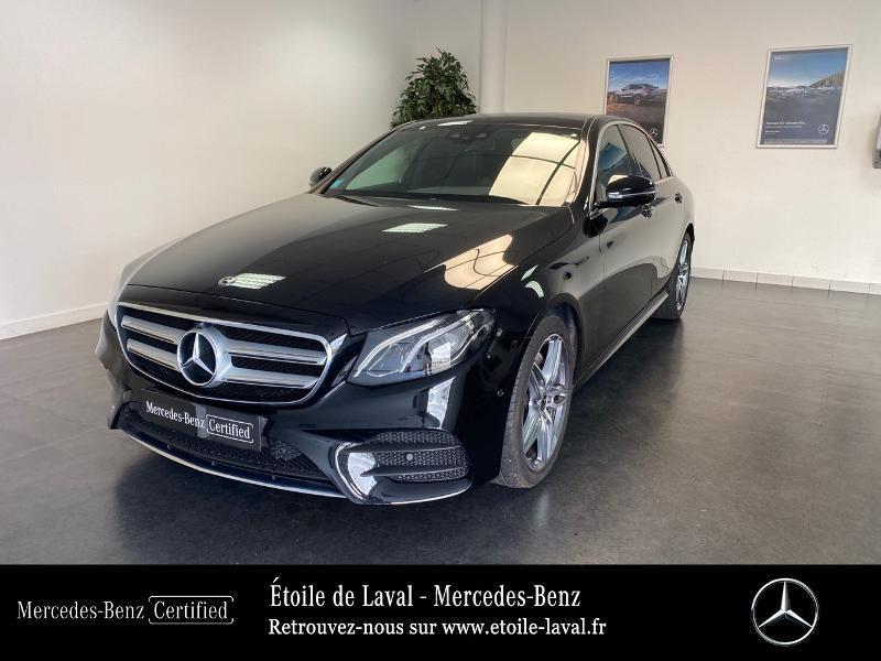 Photo 4 de l'offre de MERCEDES-BENZ Classe E 220 d 194ch AMG Line 9G-Tronic à 42890€ chez Etoile de Laval – Mercedes-Benz Laval