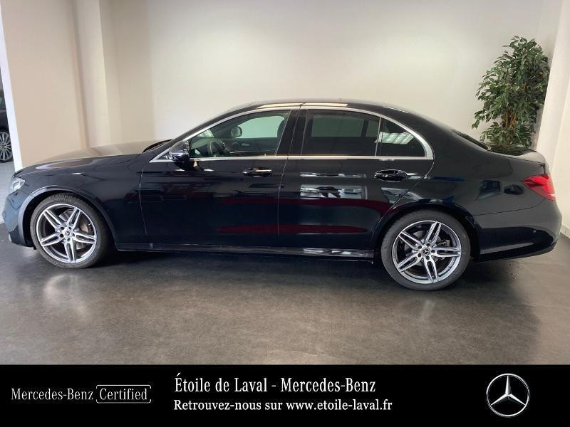 Photo 3 de l'offre de MERCEDES-BENZ Classe E 220 d 194ch AMG Line 9G-Tronic à 42890€ chez Etoile de Laval – Mercedes-Benz Laval