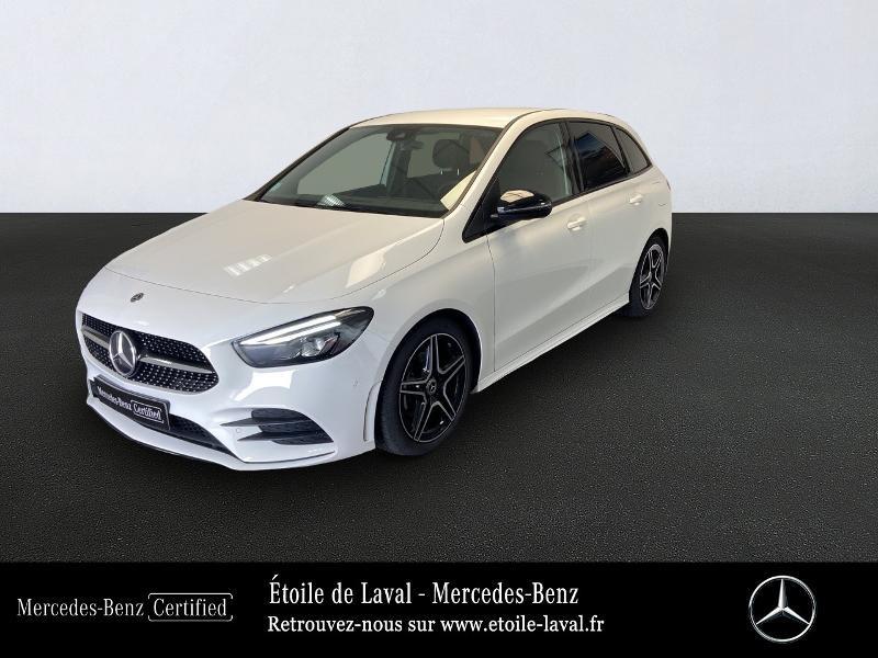 Mercedes-Benz Classe B 200d 150ch AMG Line Edition 8G-DCT 7cv Diesel Blanc Polaire Occasion à vendre