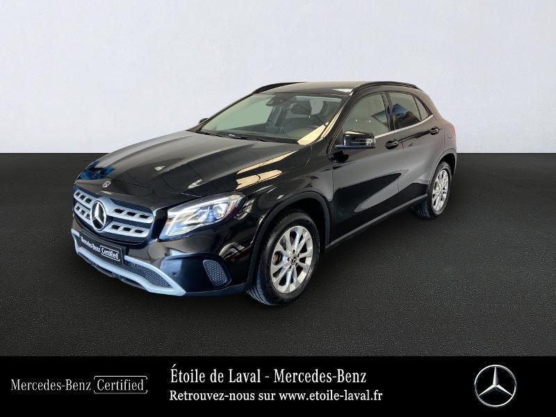 Mercedes-Benz Classe GLA 180 d Inspiration 7G-DCT Diesel Noir Occasion à vendre