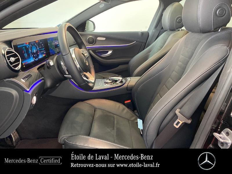 Photo 6 de l'offre de MERCEDES-BENZ Classe E 220 d 194ch AMG Line 9G-Tronic à 42890€ chez Etoile de Laval – Mercedes-Benz Laval
