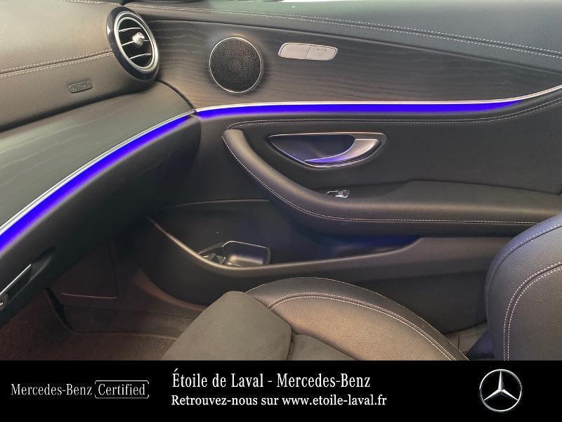 Photo 19 de l'offre de MERCEDES-BENZ Classe E 220 d 194ch AMG Line 9G-Tronic à 42890€ chez Etoile de Laval – Mercedes-Benz Laval