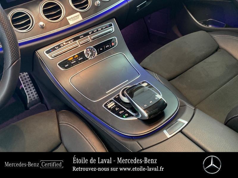 Photo 27 de l'offre de MERCEDES-BENZ Classe E 220 d 194ch AMG Line 9G-Tronic à 42890€ chez Etoile de Laval – Mercedes-Benz Laval