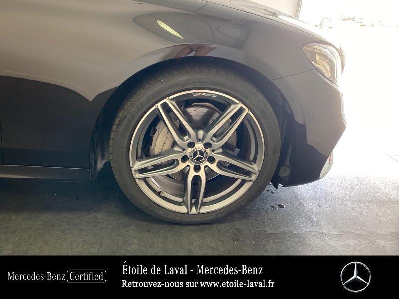 Photo 23 de l'offre de MERCEDES-BENZ Classe E 220 d 194ch AMG Line 9G-Tronic à 42890€ chez Etoile de Laval – Mercedes-Benz Laval