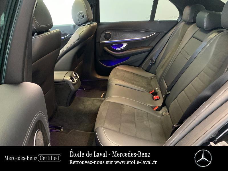 Photo 9 de l'offre de MERCEDES-BENZ Classe E 220 d 194ch AMG Line 9G-Tronic à 42890€ chez Etoile de Laval – Mercedes-Benz Laval