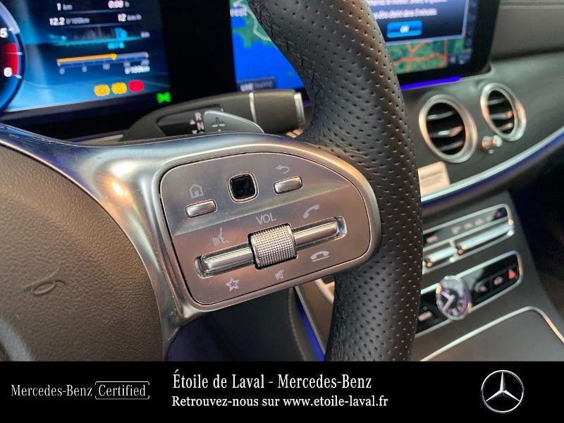 Photo 8 de l'offre de MERCEDES-BENZ Classe E 220 d 194ch AMG Line 9G-Tronic à 42890€ chez Etoile de Laval – Mercedes-Benz Laval
