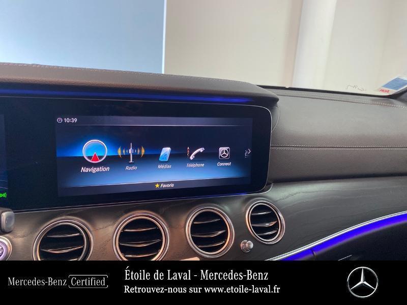 Photo 20 de l'offre de MERCEDES-BENZ Classe E 220 d 194ch AMG Line 9G-Tronic à 42890€ chez Etoile de Laval – Mercedes-Benz Laval
