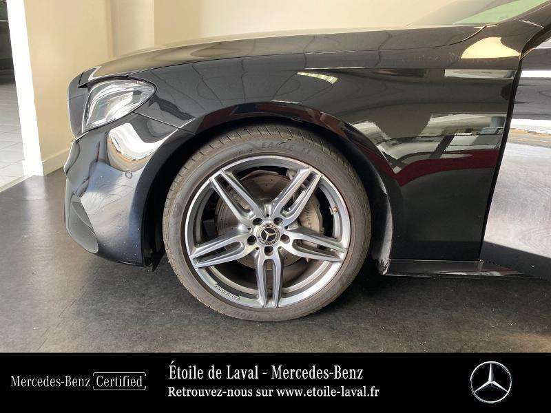 Photo 25 de l'offre de MERCEDES-BENZ Classe E 220 d 194ch AMG Line 9G-Tronic à 42890€ chez Etoile de Laval – Mercedes-Benz Laval