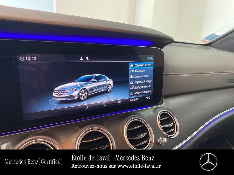 Photo 15 de l'offre de MERCEDES-BENZ Classe E 220 d 194ch AMG Line 9G-Tronic à 42890€ chez Etoile de Laval – Mercedes-Benz Laval