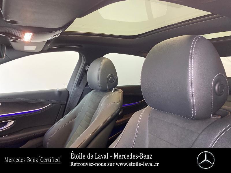 Photo 14 de l'offre de MERCEDES-BENZ Classe E 220 d 194ch AMG Line 9G-Tronic à 42890€ chez Etoile de Laval – Mercedes-Benz Laval