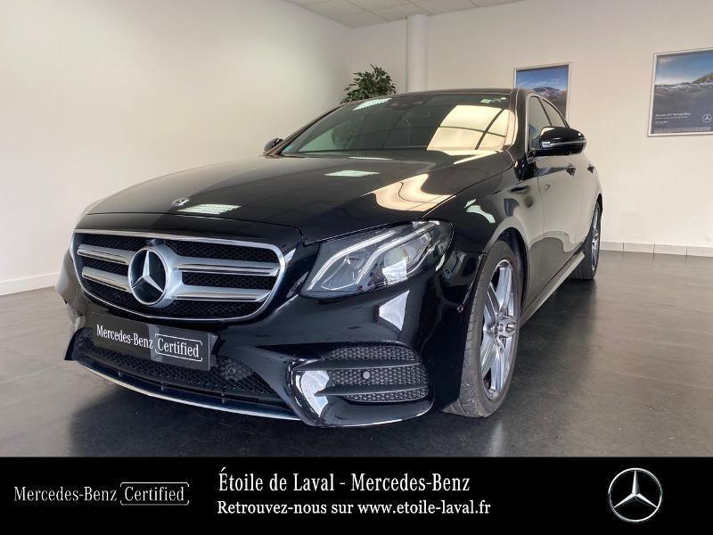 Photo 2 de l'offre de MERCEDES-BENZ Classe E 220 d 194ch AMG Line 9G-Tronic à 42890€ chez Etoile de Laval – Mercedes-Benz Laval